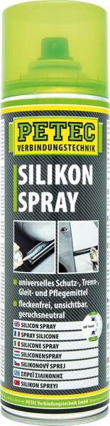PETEC Silikonspray 500 ml