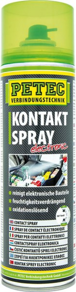 PETEC Kontaktspray 500 ml
