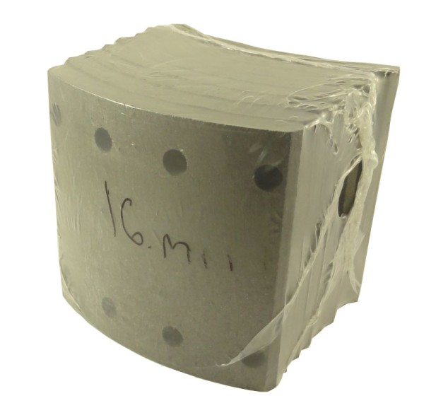 Bremsbelagsatz 180x16,0 mm Wiewald (AS800)