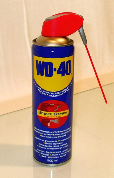 WD-40 Multifunktionsspay 500ml Smart Straw