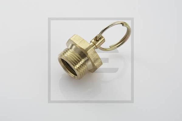 Entwässerungsventil mit Ring M22x1,5