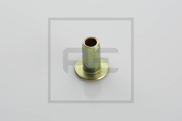 Bremsbacke aufnieten inkl. Nieten 8 x 18 HW 80 / HW 60 / THK 5 / AS800 / AS1000