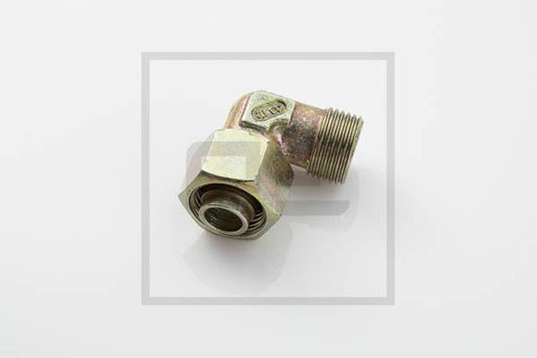 Winkel-Verschraubung einstellbar M22 x 1,5 L15