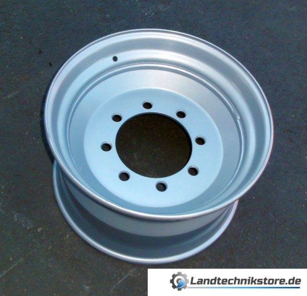 Felge 11.00 x 20 8 Loch ET0 A3 HW 60 für 12.5-20 Reifen