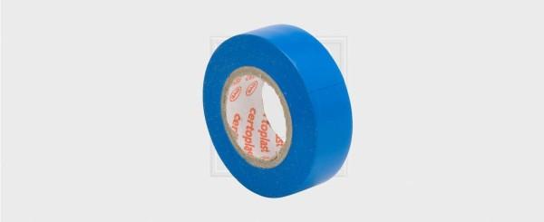 Isolierband blau 15 mm x 10 m