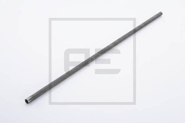 Stahlrohr verzinkt 12x1,5 (6 m Stange)