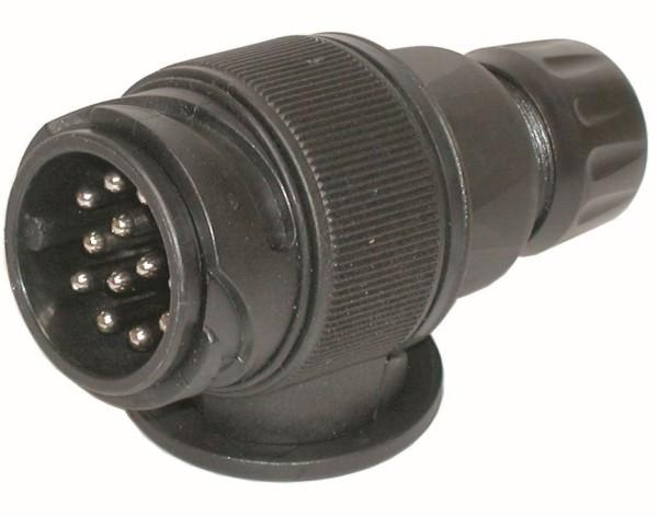Stecker 12V 13-polig Kunststoff
