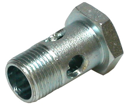 Hohlschraube einfach M12x1,5 DIN 7643 SW 17