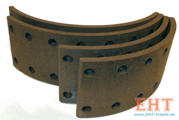 Bremsbelag W50 120x10 mm