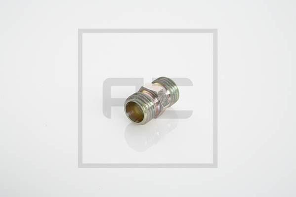Doppelnippel hydraulisch M18 x 1,5 L12