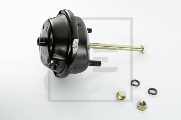 Membranzylinder Typ 16 80/186 M16 x 1,5 (ECE - Zulassung)