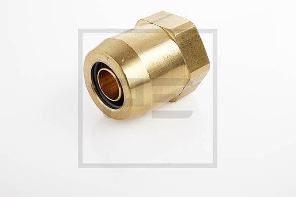 Steckverbinder M22X1,5 für Kunststoffrohr 15x1,5