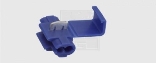 Abzweigverbinder 0,75 - 2,5 mm², blau