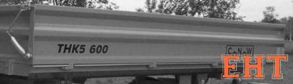 Seitenwand THK 5 600 mm hoch