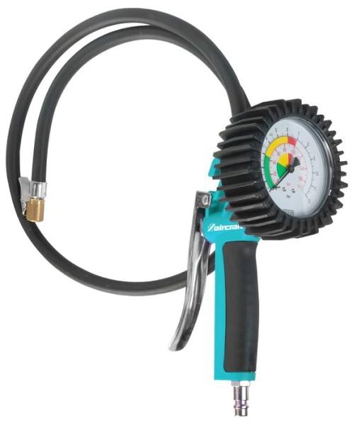 Reifenfüllpistole mit Manometer PRO-G geeicht