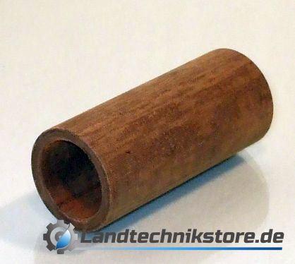 Federbuchse HW 80 26x34x80 Preßstoff