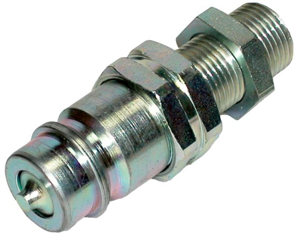 Hydraulikkupplung Stecker Schott BG3 | AG M18x1,5 L12