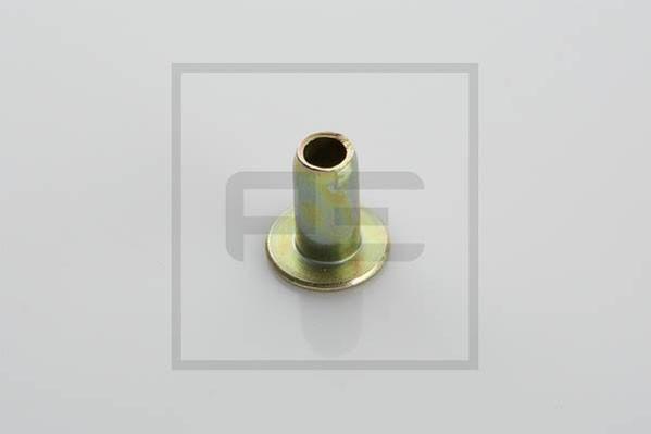 Bremsbacke abnieten HW 80 / HW 60 / THK 5 / AS800 / AS1000
