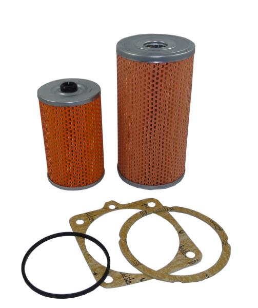 Filterset W50 / ZT (1xKraftstofffilter 1,0 L) Ölfilter+1 x Kraftstofffilter+Dichtungen