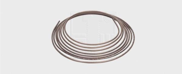 Bremsleitung Kupfer-Nickel 4,75 mm x 5 m