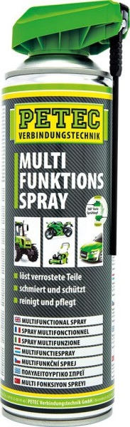 PETEC Multifunktionsspray 500 ml