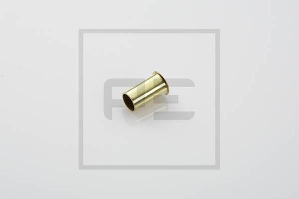 Einsteckhülse für 15x1,5 / 16 x 2 PE-Rohr (12mm x 15mm)