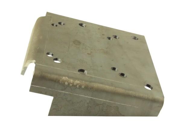 Grundplatte Achse für Bremszylinder 220 x 210