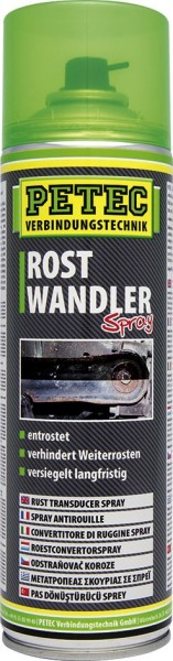 PETEC Rostwandler Spray 500 ml