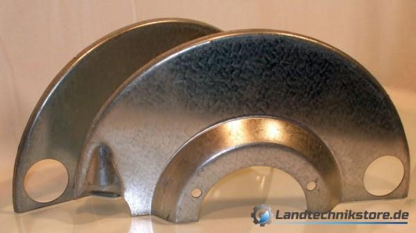 Abdeckblechhälfte im Paar 120 mm HW 80