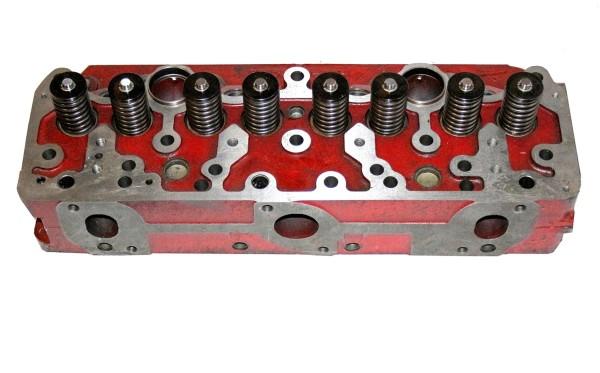 Zylinderkopf MTS 80 mit Ventilen