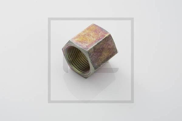 Übergangsstück / Muffe M22x1,5 - M22x1,5 L:38mm