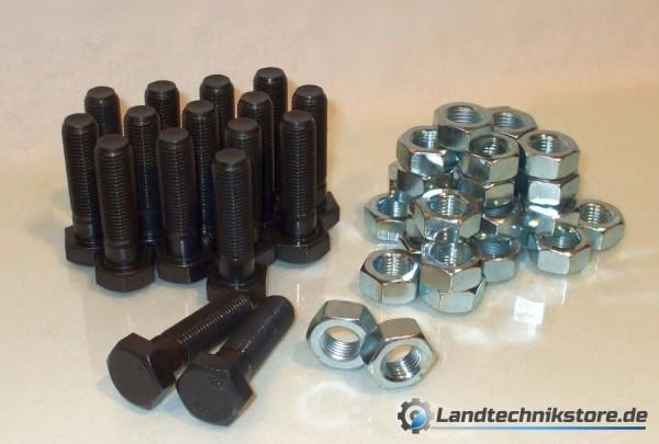 Schraubensatz Kugellenkkranz M14 x 1,5 Güte 10.9