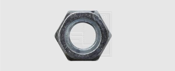 Sechskantmutter M10 verzinkt DIN 934