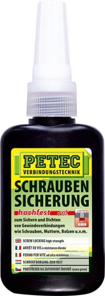 PETEC Schraubensicherung hochfest 50 g