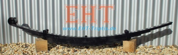 Blattfedersatz HW80 12 mm verstärkt