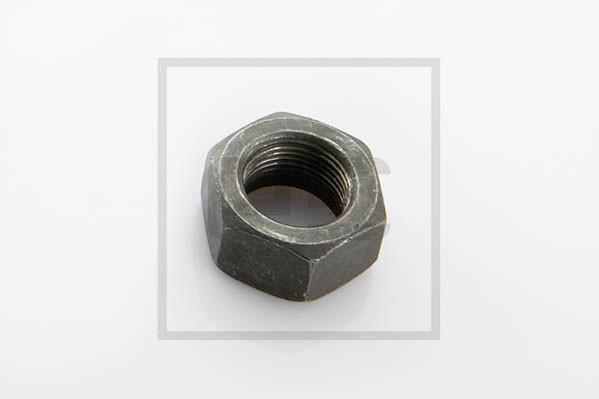 Sechskantmutter M20x1,5 Feingewinde DIN 934 Güte 10