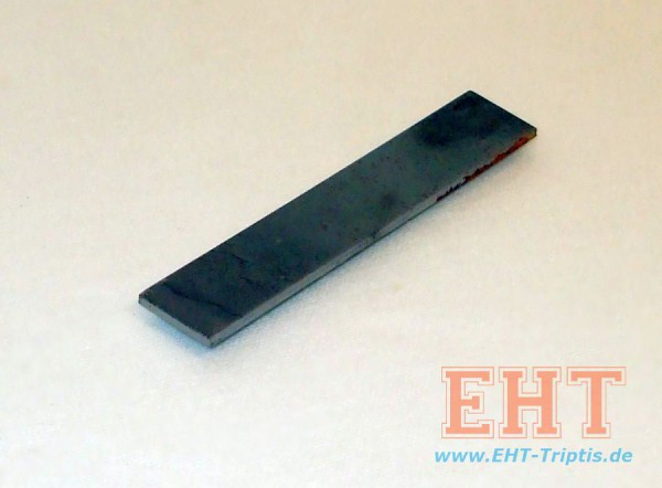 Sicherungsblech für Auflageleiste HW 60 / THK 5