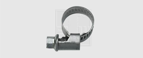 Schlauchschelle TORRO W1 16-27 / 12 mm