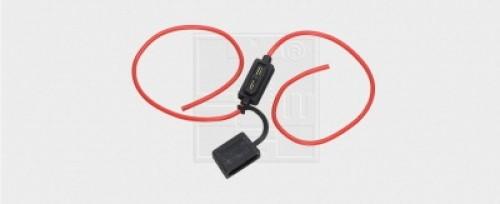 Sicherungshalter 2,5 qmm mit 25 cm Kabel