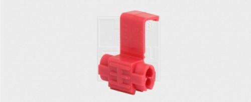 Abzweigverbinder 0,5 - 0,75 mm², rot