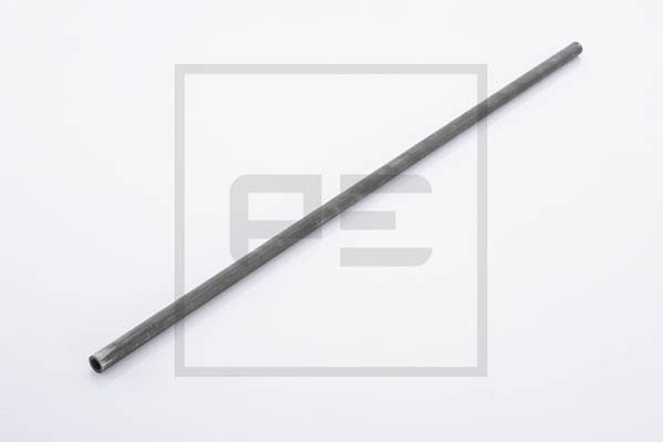 Stahlrohr verzinkt 6x1 (6 m Stange)