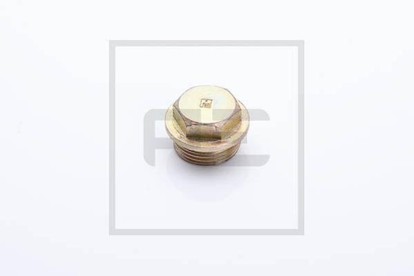 Verschlußschraube M22x1,5