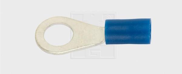 Ringzunge M6 / 1,5-2,5mm², blau