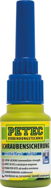 PETEC Schraubensicherung mittelfest 10 g