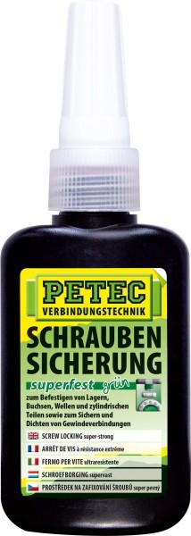 PETEC Schraubensicherung superfest 50 g