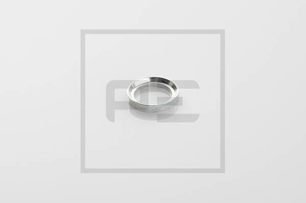 Druckring / Bremsring Messing 22 x 27 x 2,5 L15