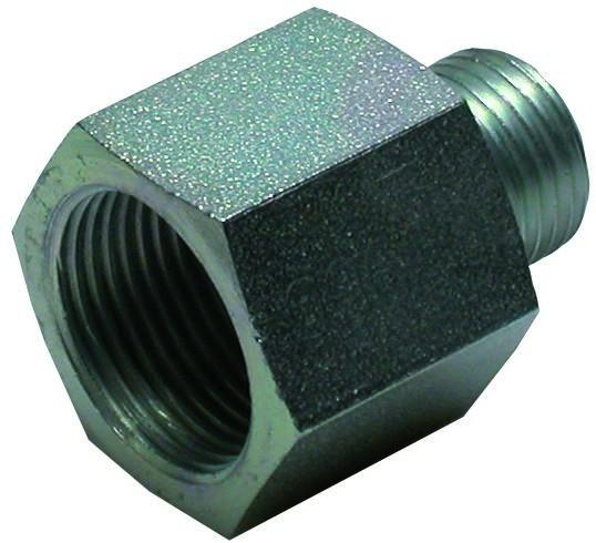 Reduzierstück Druckluft M16x1,5 AG / M22x1,5 IG
