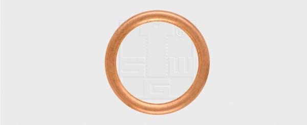 Dichtring CU 16 x 22 (100 Stück)