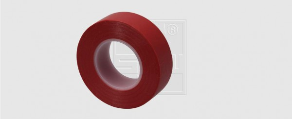 Isolierband rot 15 mm x 10 m