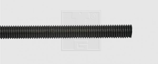 Gewindestange M22 x 1000 mm DIN 976 Güte 8.8